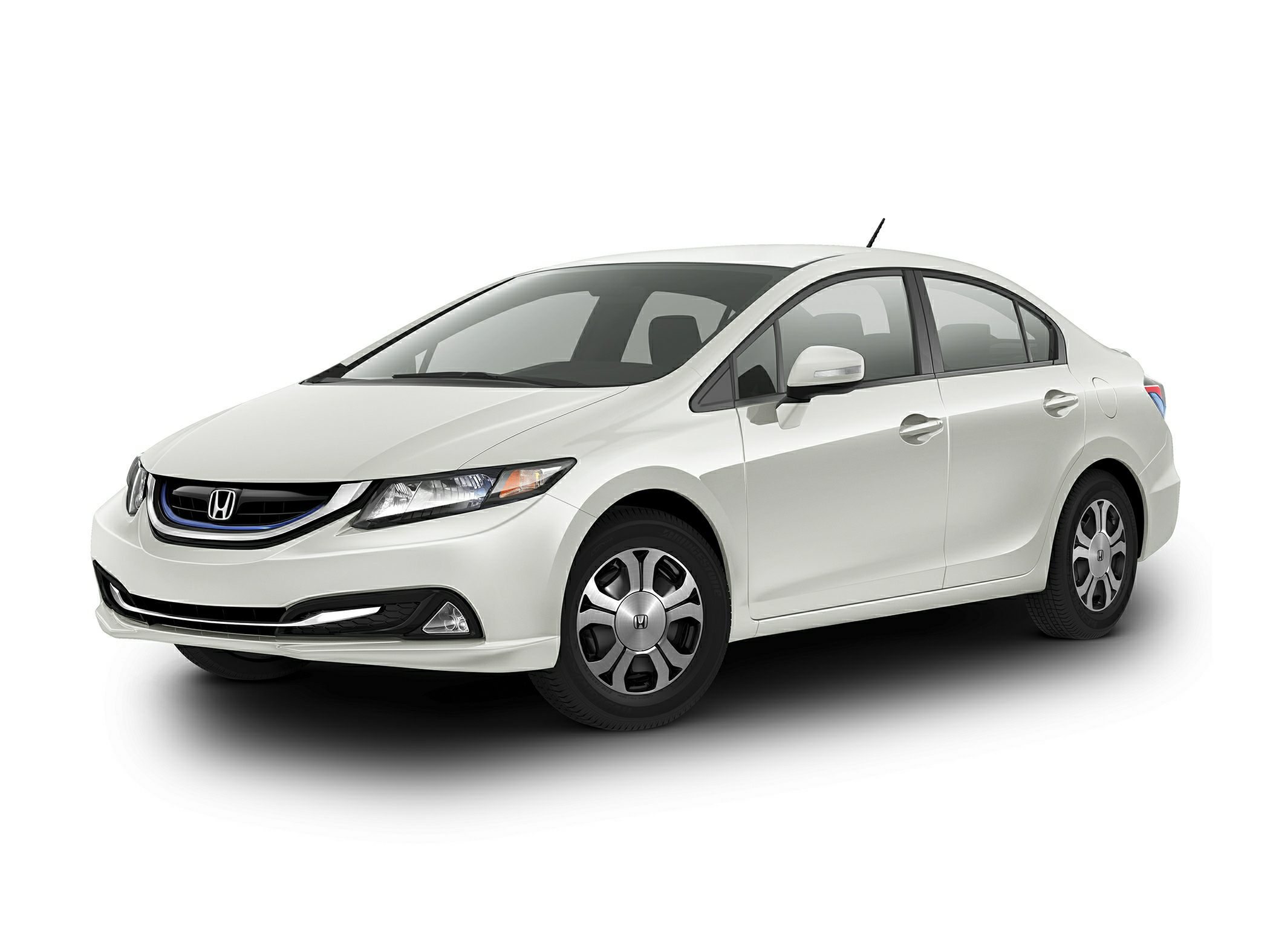 Rent a Honda Civic Hybrid Automatic  car in Crete