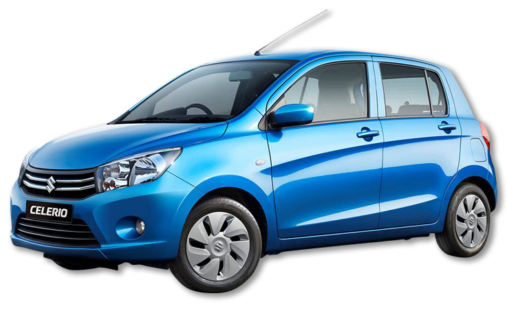Rent a Suzuki Celerio  or similar car in Crete