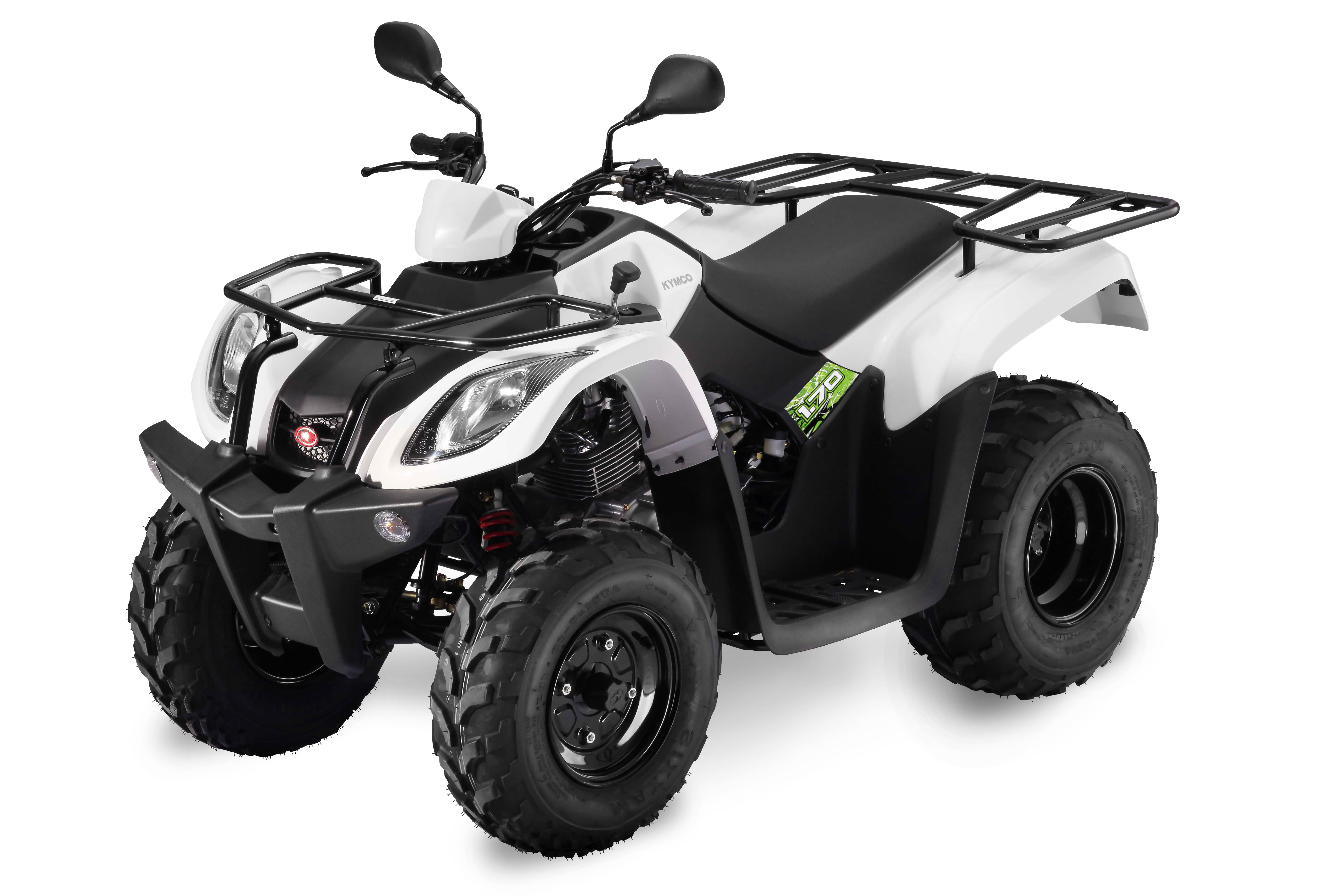 Rent a  KYMCO 1.70 ATV  car in Crete