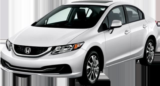 Wynajem samochodu Honda Civic od Rac SA