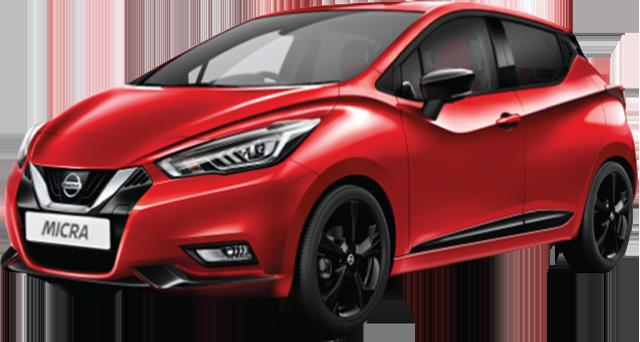 Wynajem samochodu Nissan Micra od Rac SA